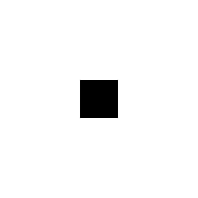 Nažehlovací fólie Flock Tubitherm š. 0.5 cm - Černá