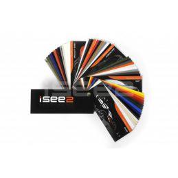 Vzorkovník iSEE2 Wrapping