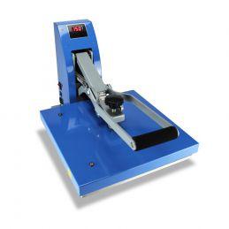 Nažehlovací lis STAHLS Clam Basic 38 x 38 cm Blue