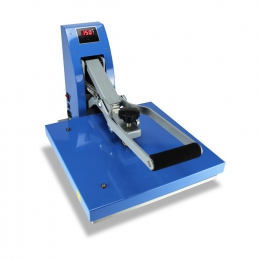 Nažehlovací lis STAHLS Clam Basic 40 x 50 cm blue