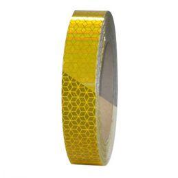 Reflexní páska ORALITE® VC 104 015 žlutá š.50mm