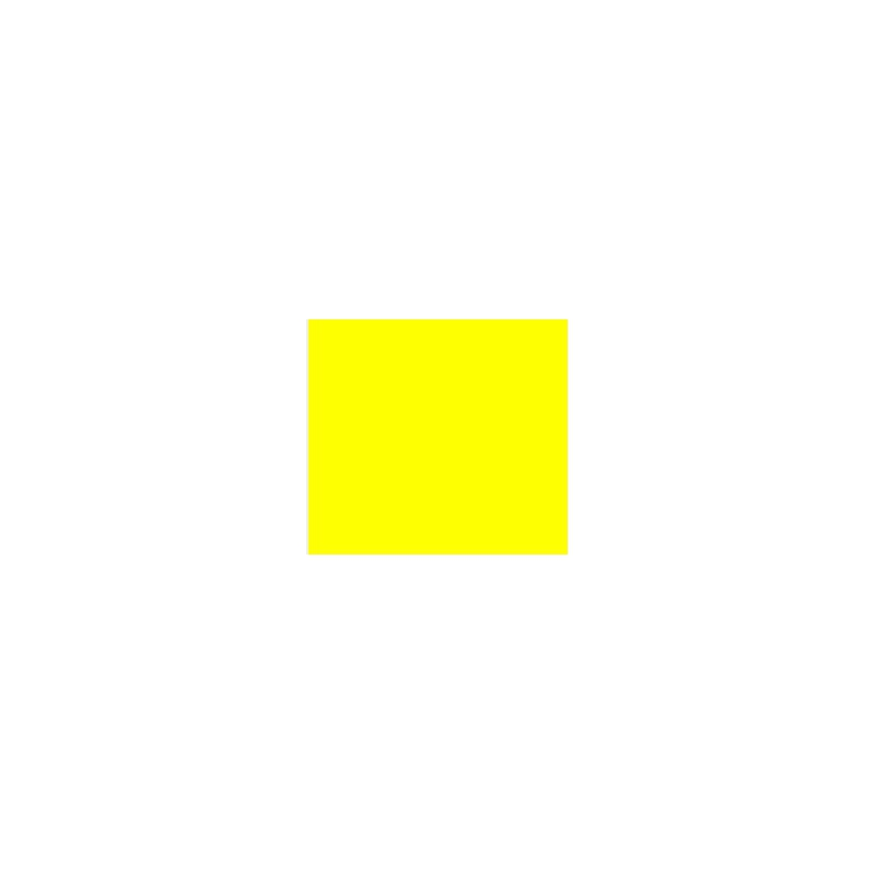 POLI-FLEX PREMIUM 418 Medium Yellow šířka 0.5m