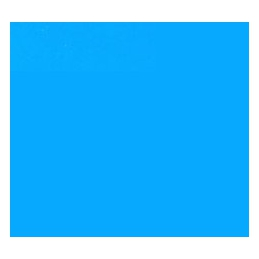 POLI-FLEX PREMIUM 403 Light Blue šířka 0.5m