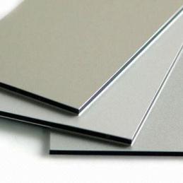 Kompozitní deska 3mm - vrstva 0,12 mm  - formát 1x2m