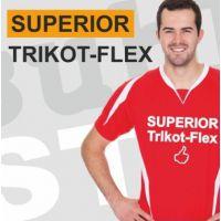 Nažehlovací fólie TRIKOT-FLEX pro polyester