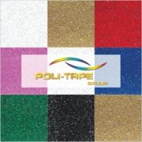 Nažehlovací fólie POLI-FLEX PEARL GLITTER